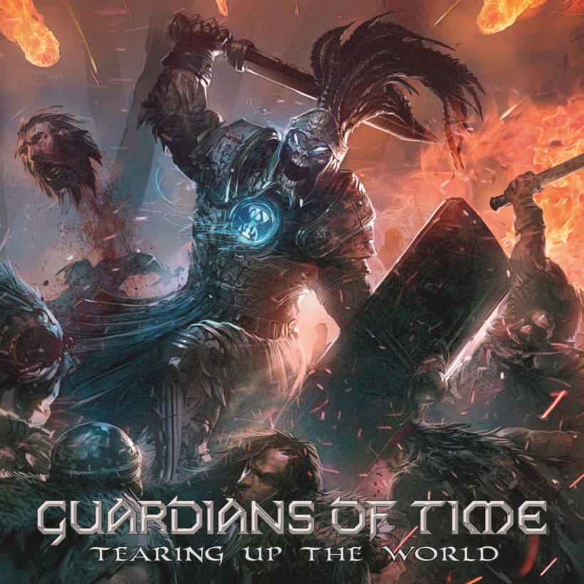 guardians of time tearing up the world oktober 2018 metal